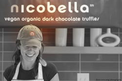 Nichole Dandrea Nicobella Organics Vegan Business Talk podcast on Vegan Business Media by Katrina Fox