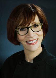 Fran Costigan New York chef and author for Vegan Business Talk with Katrina Fox of Vegan Business Media