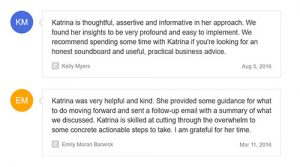 Clarity reviews