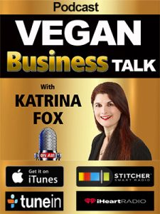 Vegan Business Talk with Katrina Fox podcast