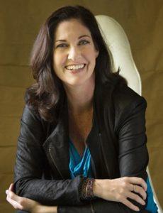 Maureen Mahon vegan interior designer for Vegan Business Talk with Katrina Fox of Vegan Business Media
