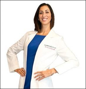 Brooke Goldner vegan medical doctor for Vegan Business Talk with Katrina Fox of Vegan Business Media