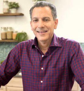 Dr Joel Kahn, cardiologist for Vegan Business Talk with Katrina Fox of Vegan Business Media