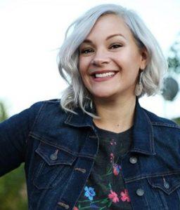Diana Edelman of Vegans, Baby guide to Las Vegas for Vegan Business Talk with Katrina Fox of Vegan Business Media