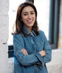 Rimi Dahbia of LoveRaw for Vegan Business Talk with Katrina Fox of Vegan Business Media