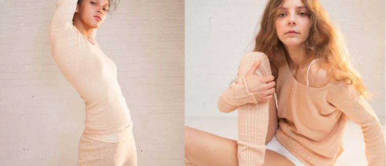 Vegan cashmere by KD New York