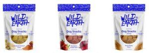 Wild Earth vegan pet food